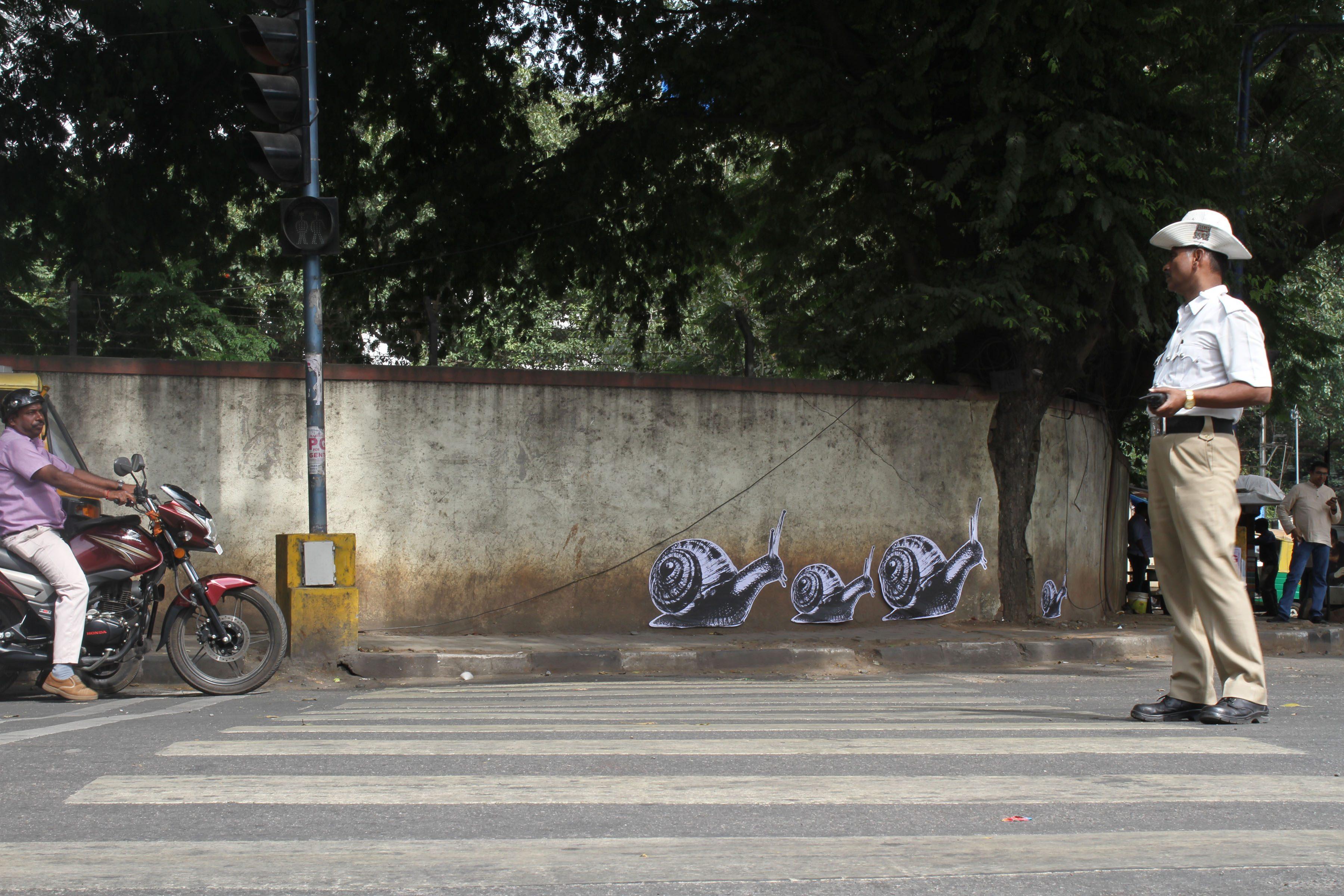 Daku Snails Pranav Gohil