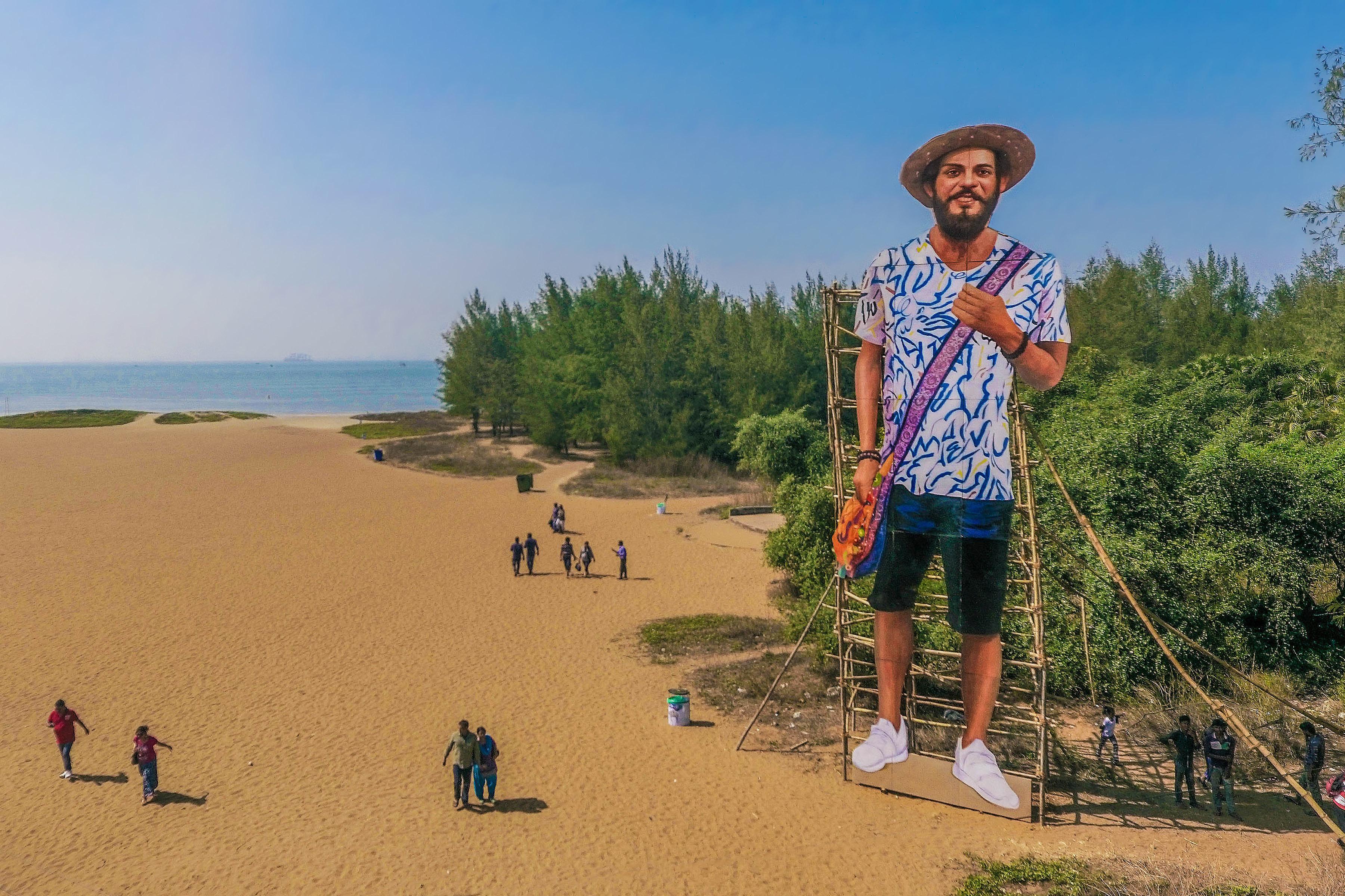 Cutout Project Hanif Kureshi Start Goa 2017 5