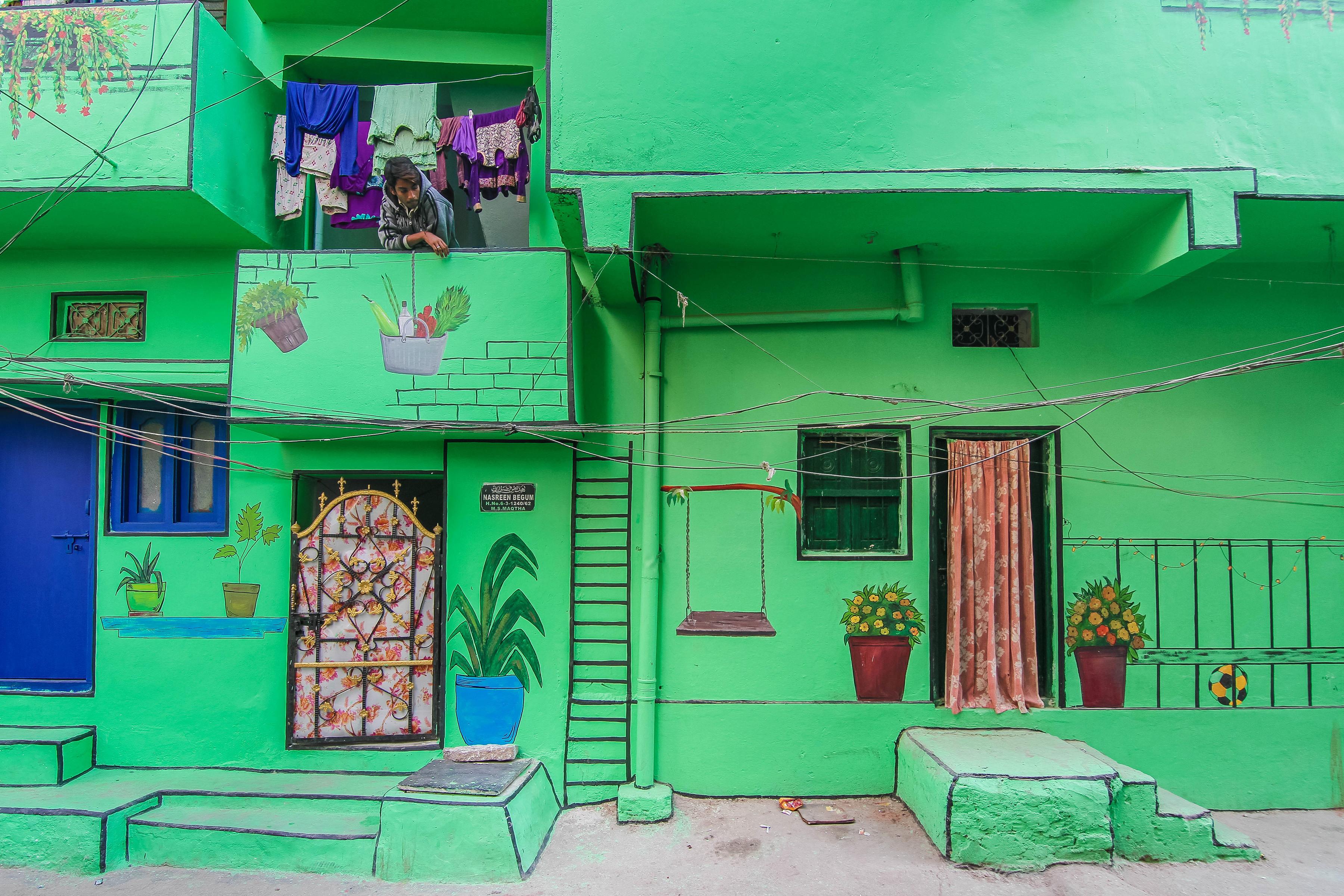 Hoozinc Green Gully Maqta Art District2017 Pranav Gohil 8