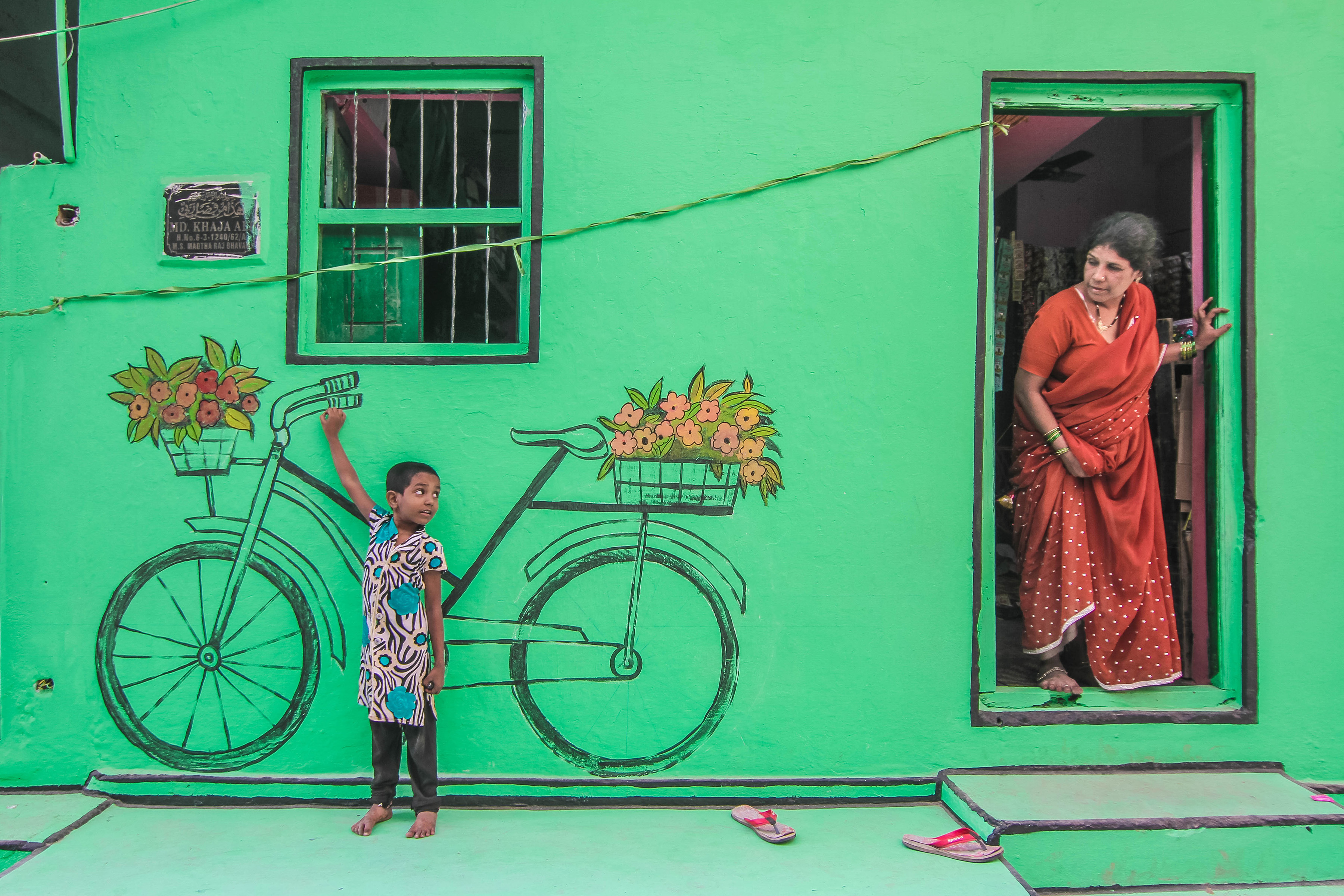 Hoozinc Green Gully Maqta Art District2017 Pranav Gohil