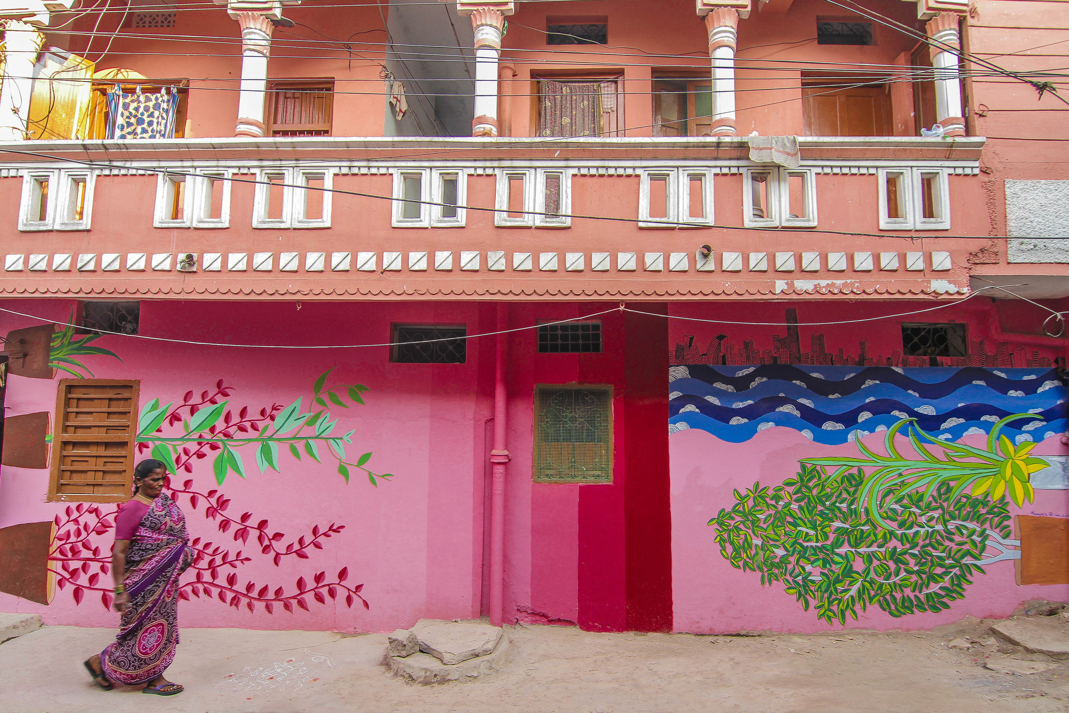 Karuna Sukka Maqta Art District Reveals Pranav Gohil