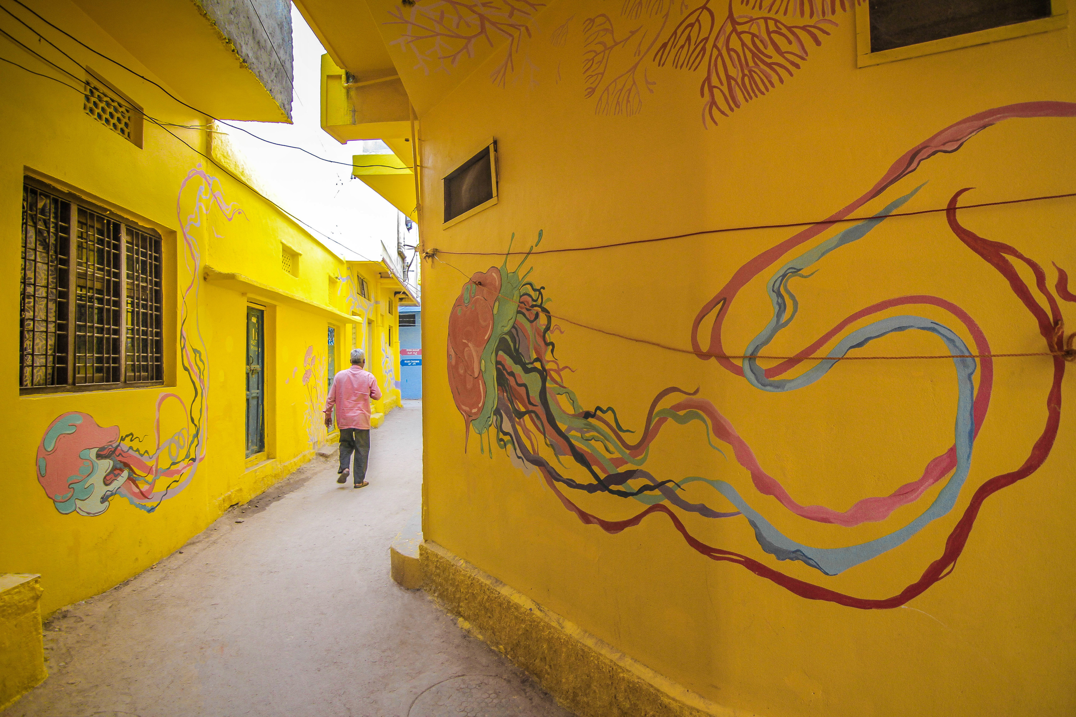 Nandita Maqta Art District Reveals Pranav Gohil 42
