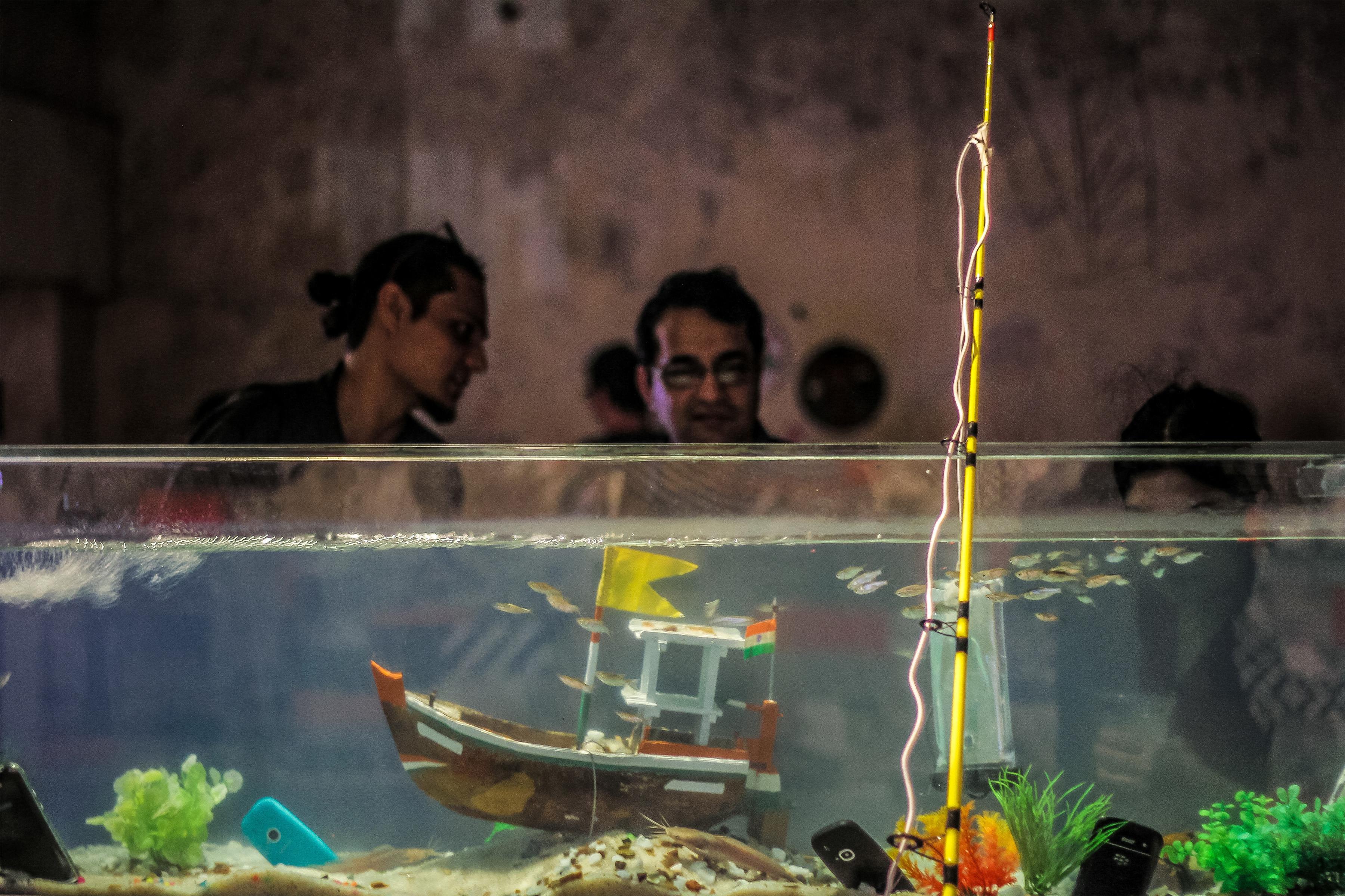 Tahska Sassoon Dock Art Fest Start Mumbai 2017 5