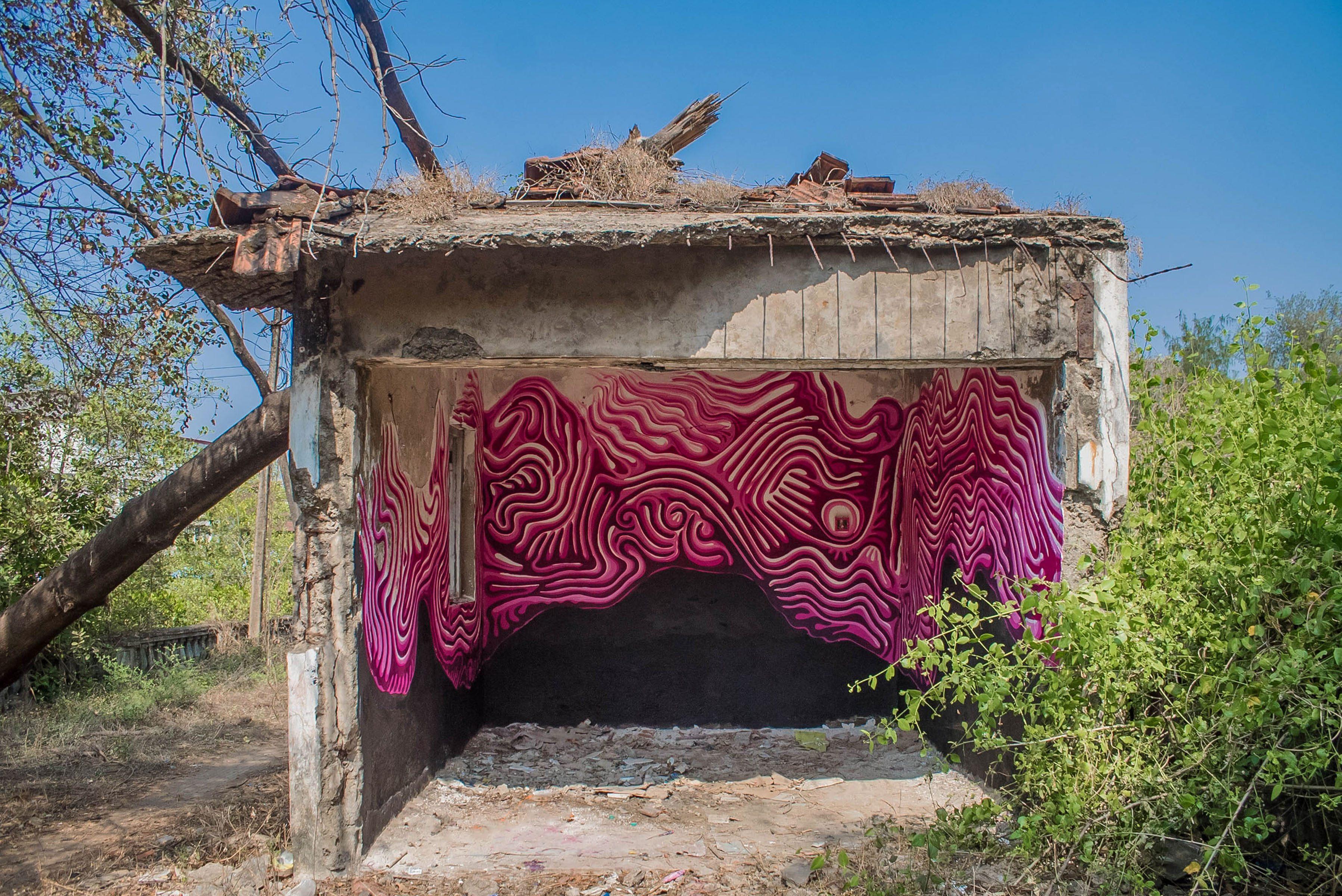 Amitabh Reveals St Art Goa 2018 Pranav Gohil 1