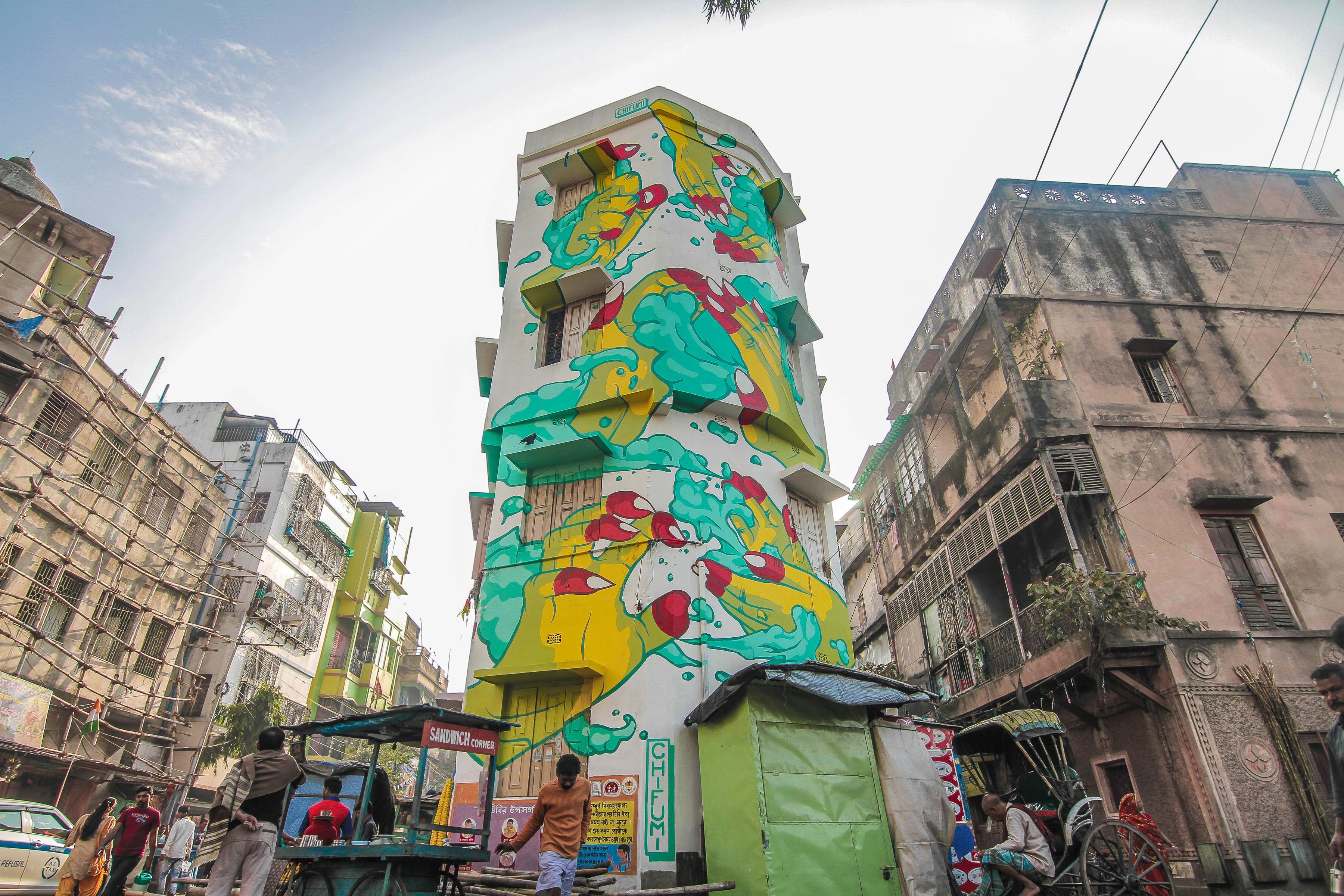 Chifumi Reveals Kolkata2018 Pranav Gohil 3