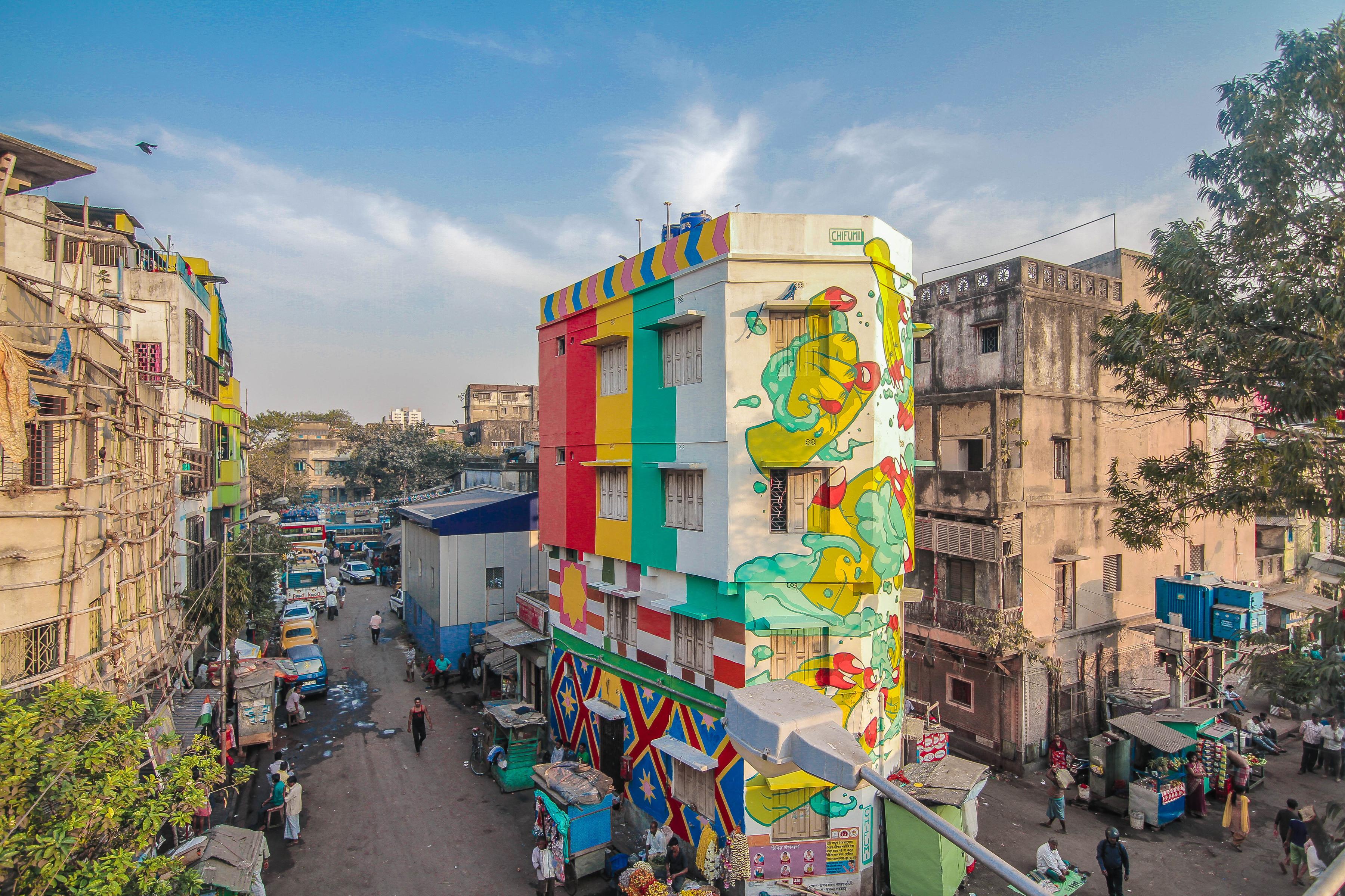 Chifumi Reveals Kolkata2018 Pranav Gohil 9
