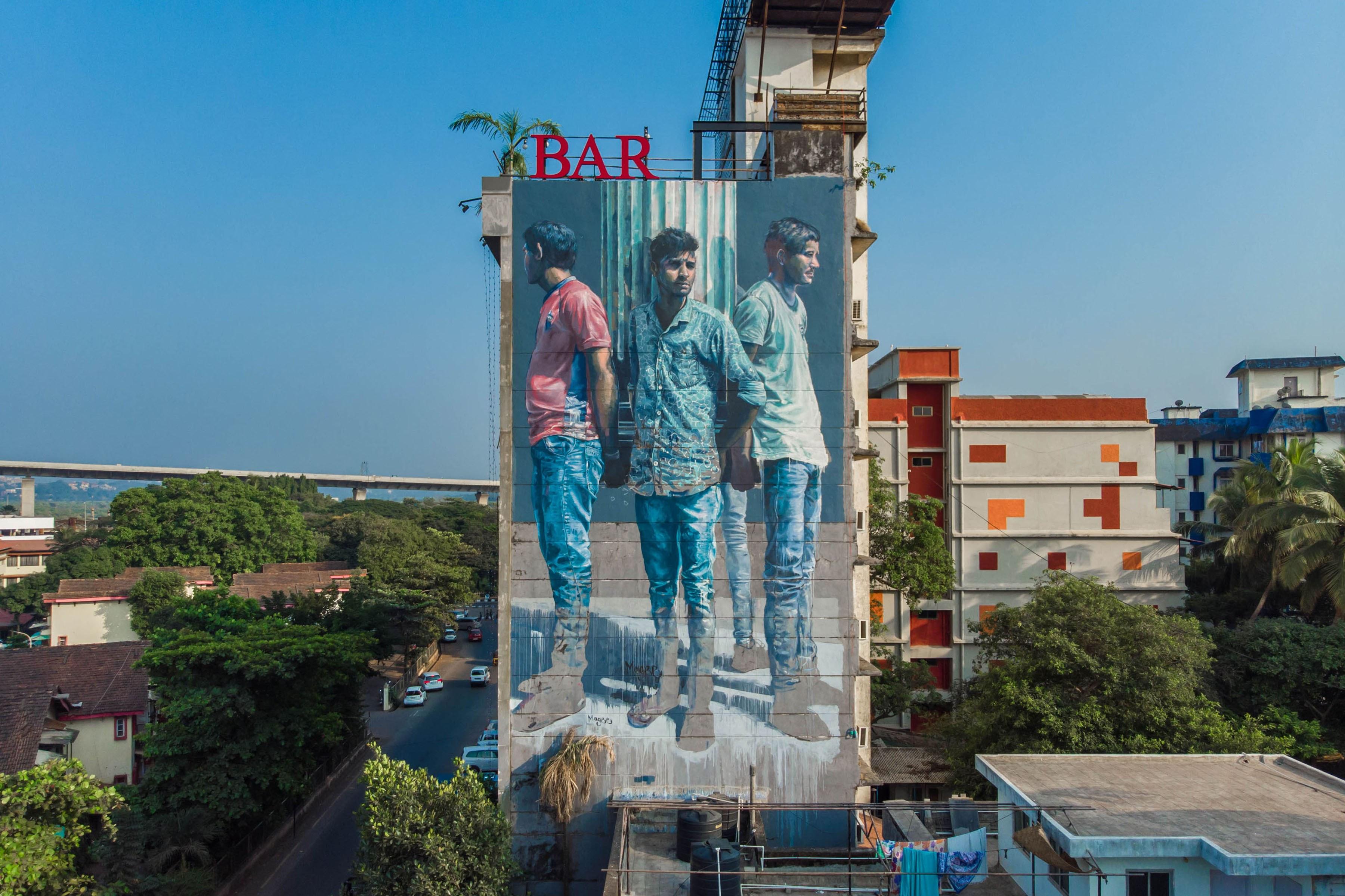 Fintan Reveals St Art Goa 2018 Pranav Gohil 2