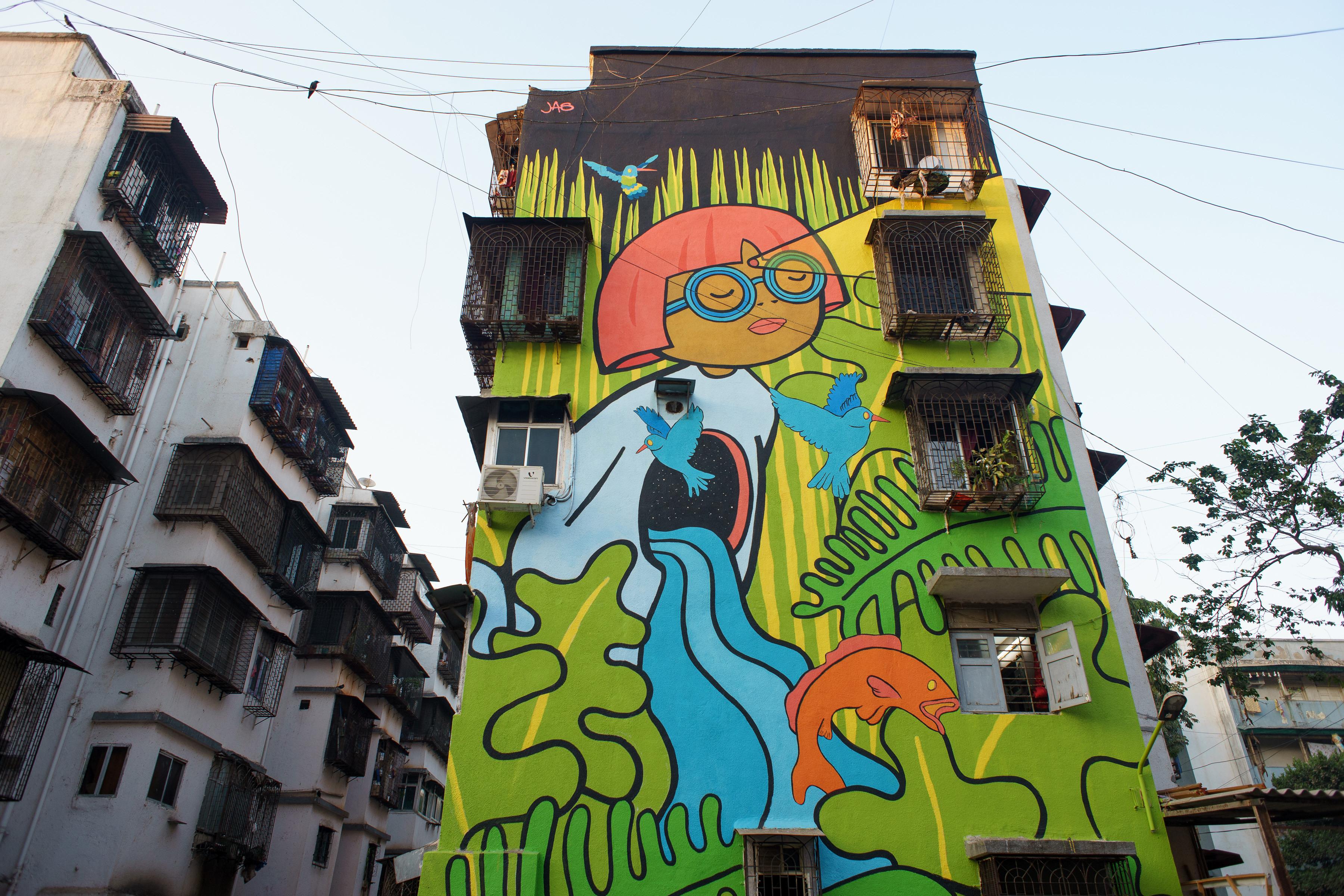 Jas Reveals Mahim E Art Dist St Art Mumbai 2018 2