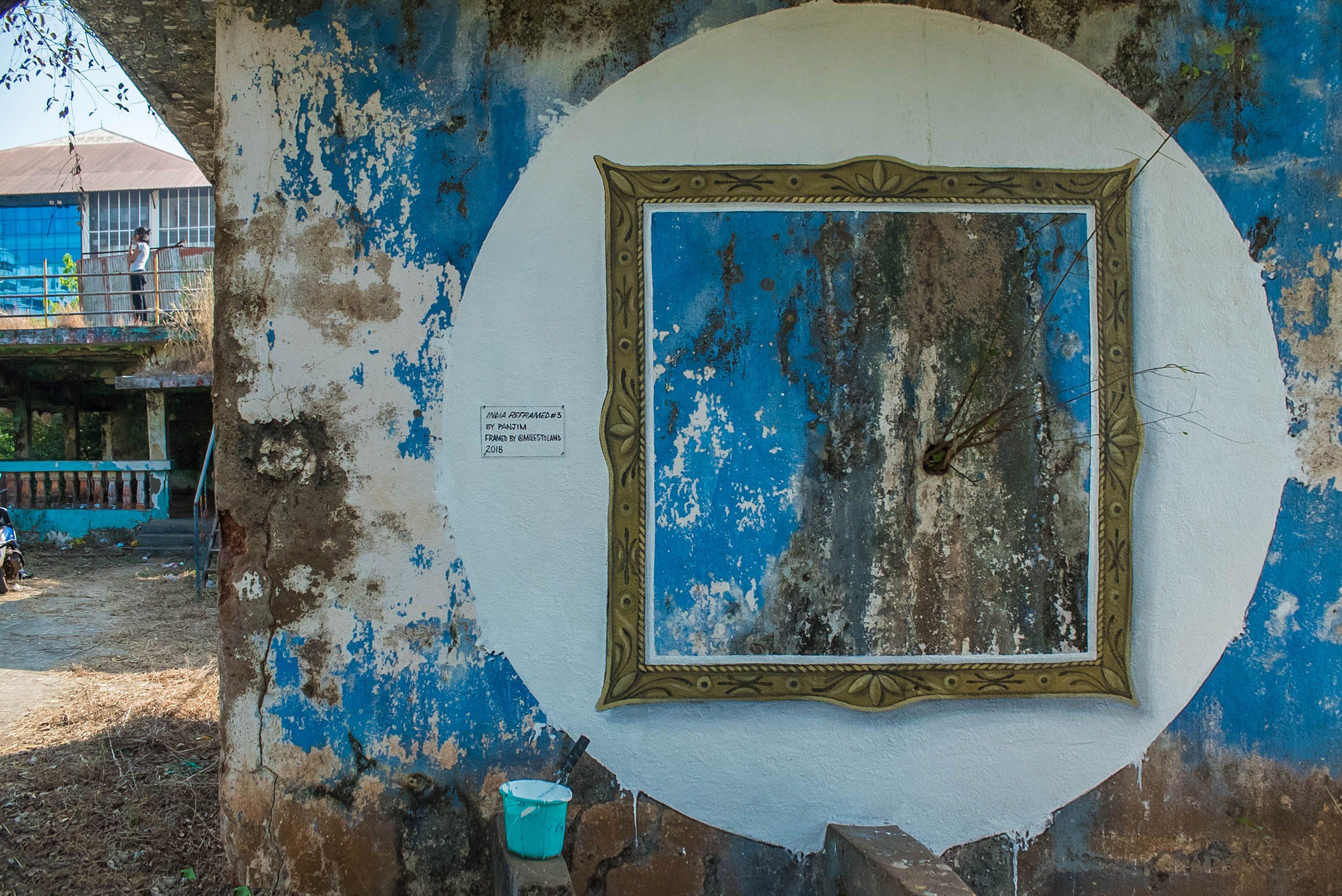 Milestoland Reveals St Art Goa 2018 Pranav Gohil 2