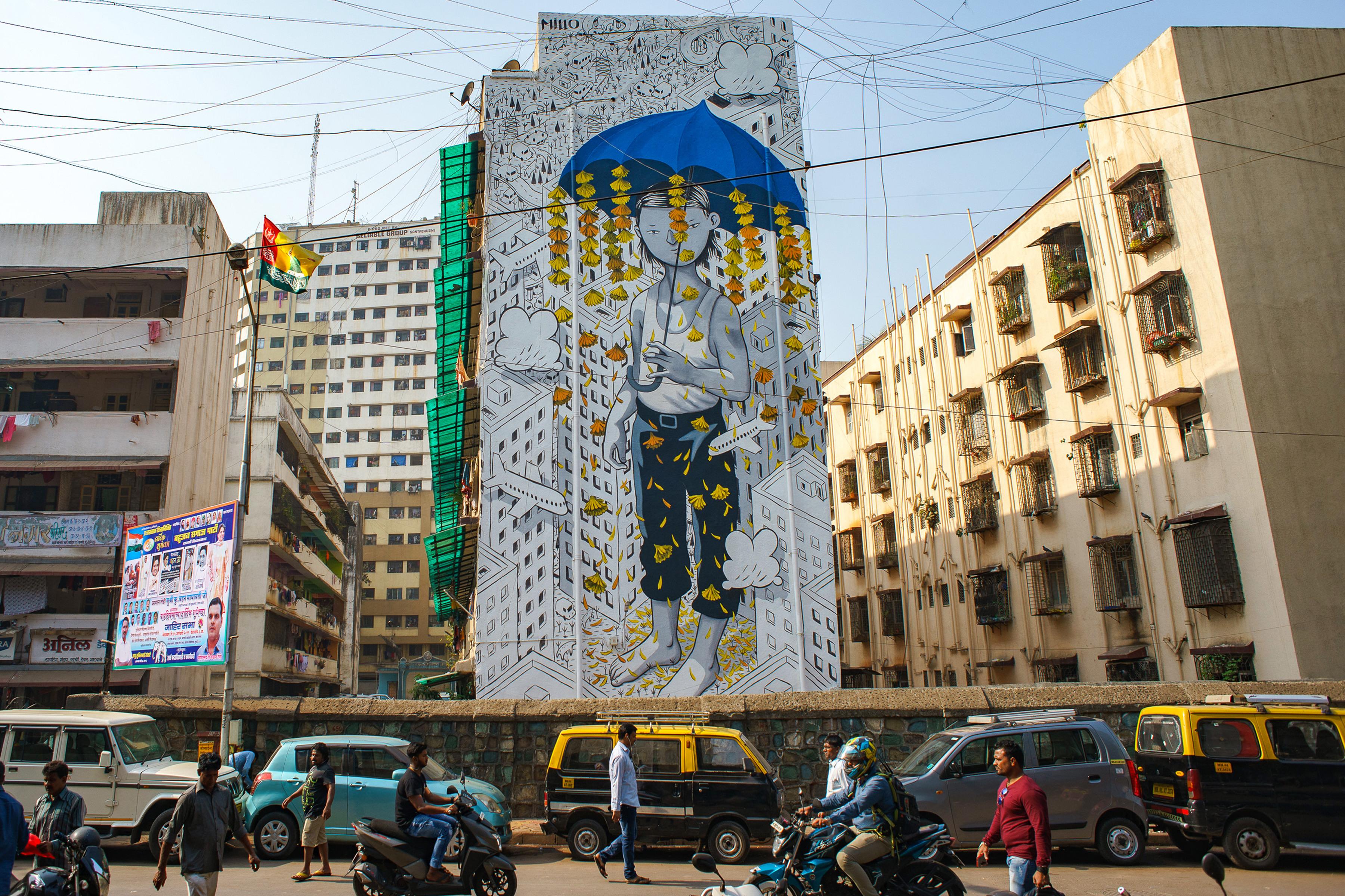 Mahim (E) Art District