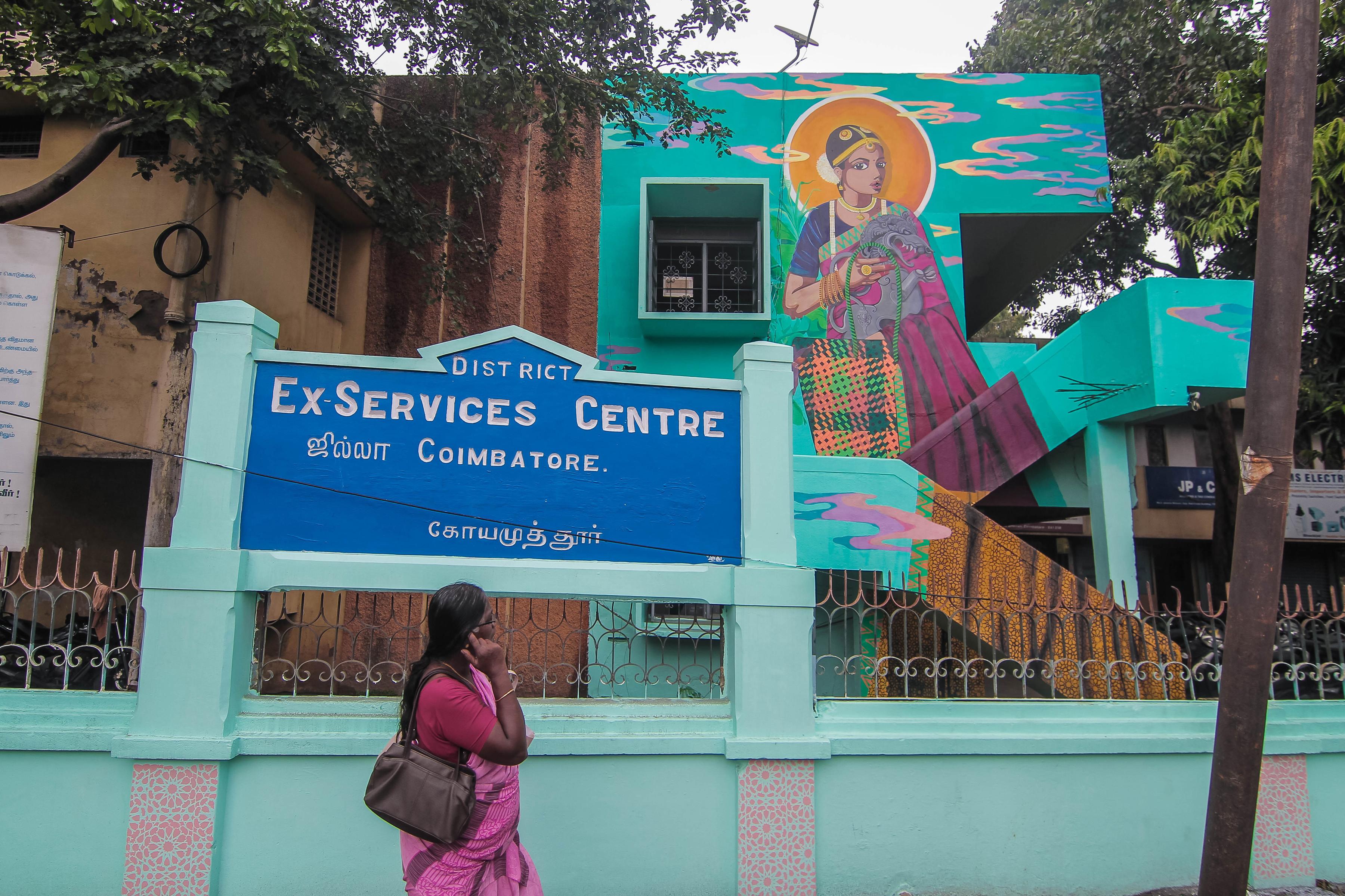 Nasto Mhoha Reveals St Art Kovai 2018 Pranav Gohil 11