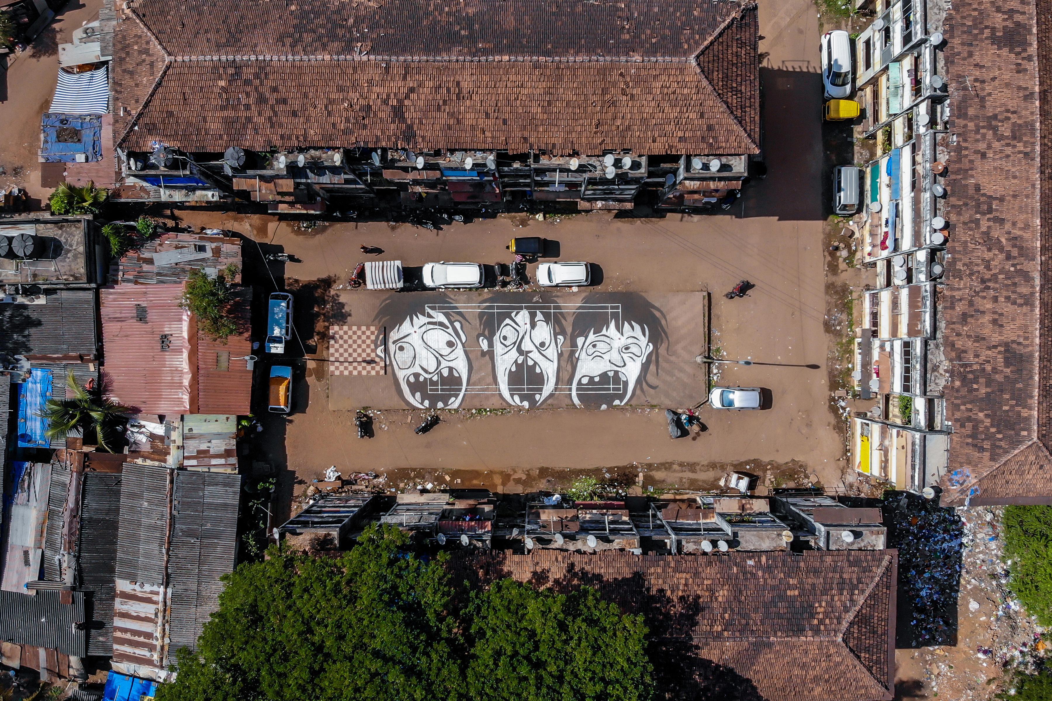 Ella Pitr Mural 2 Reveals St Art Goa 2019 Pranav Jay 14