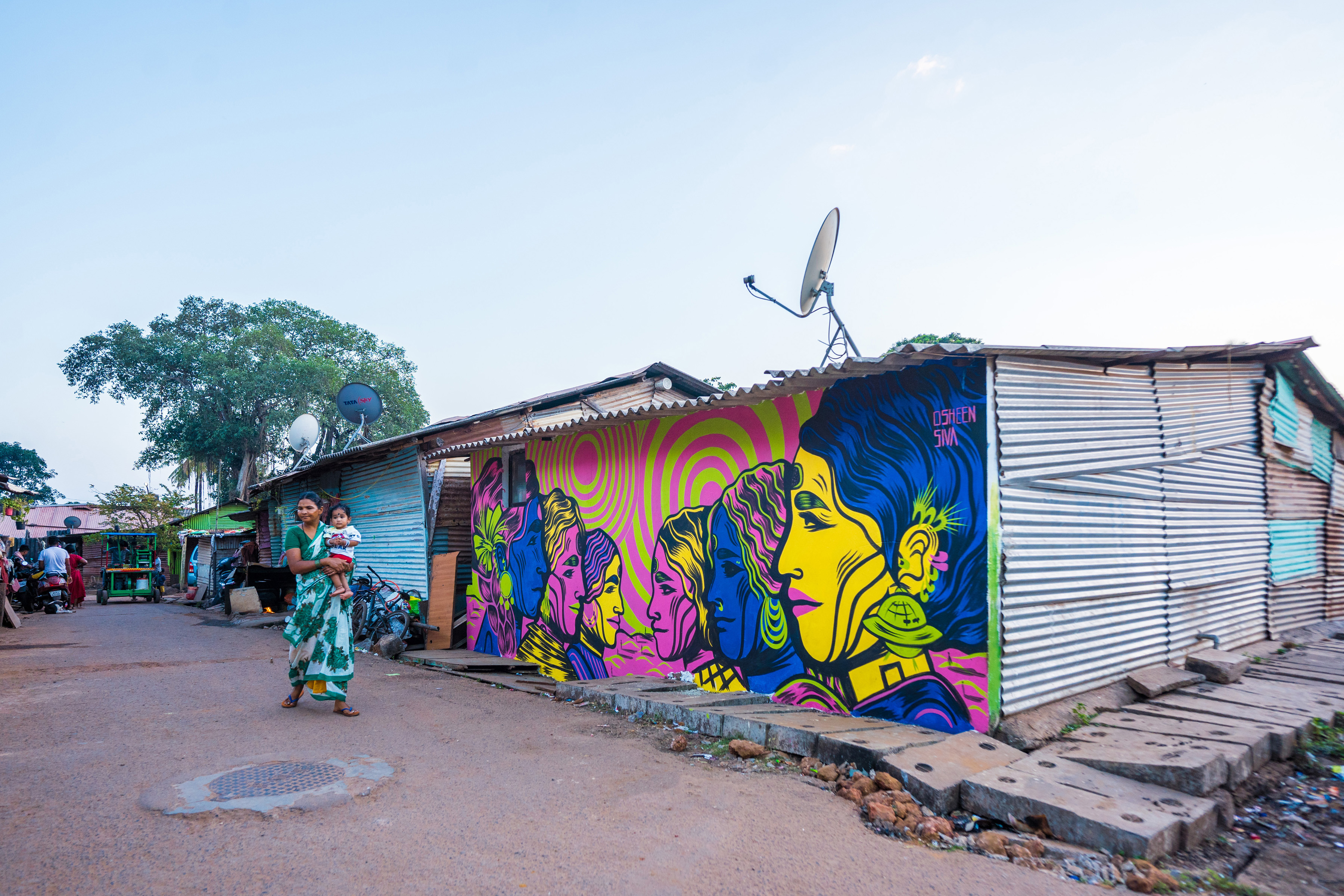 Osheen Wall 2 Reveals St Art Goa 2019 Pranav Gohil 10