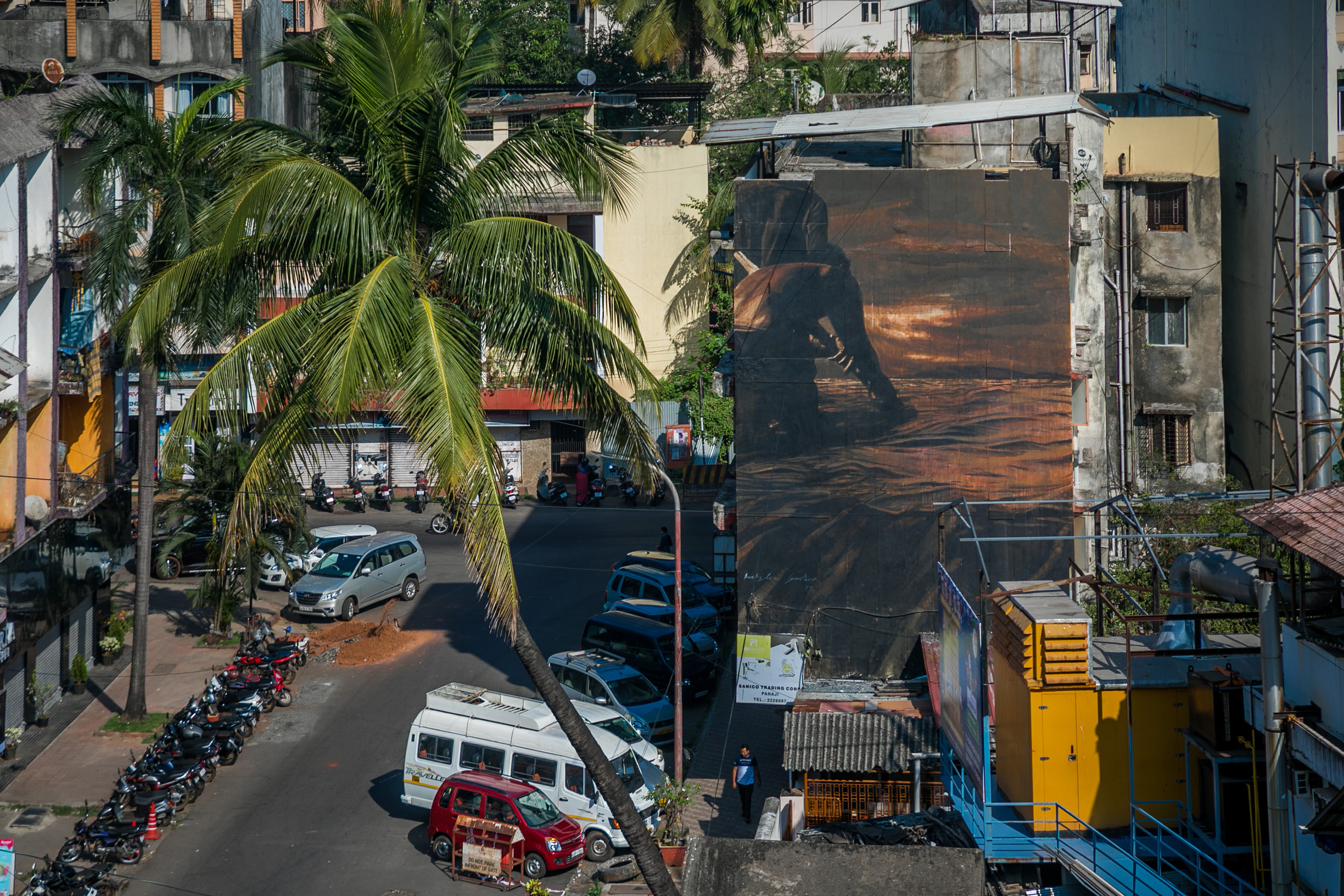 Ricky Lee Reveals St Art Goa 2019 Pranav Gohil 13