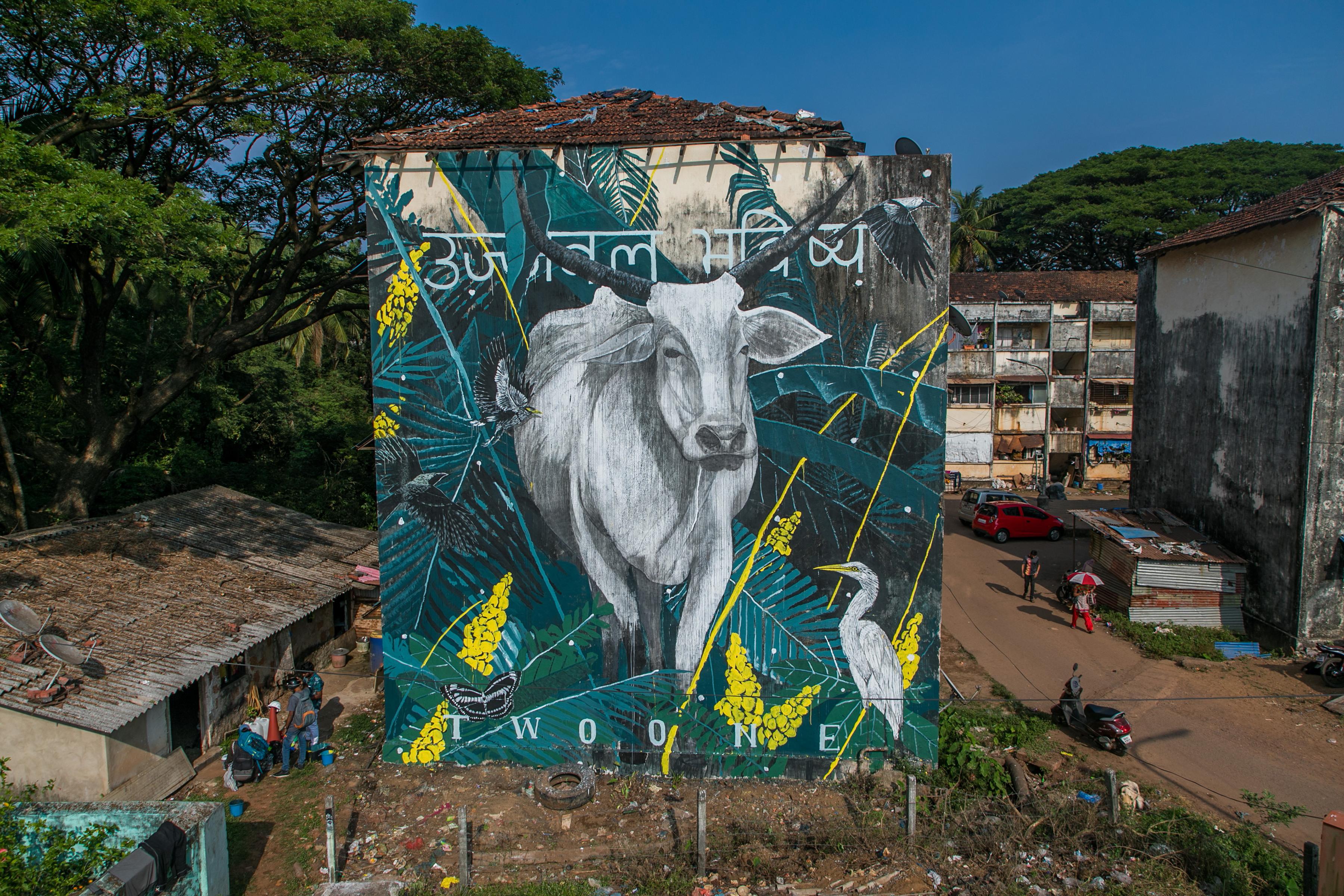 Twoone Reveals St Art Goa 2019 Pranav Gohil 5