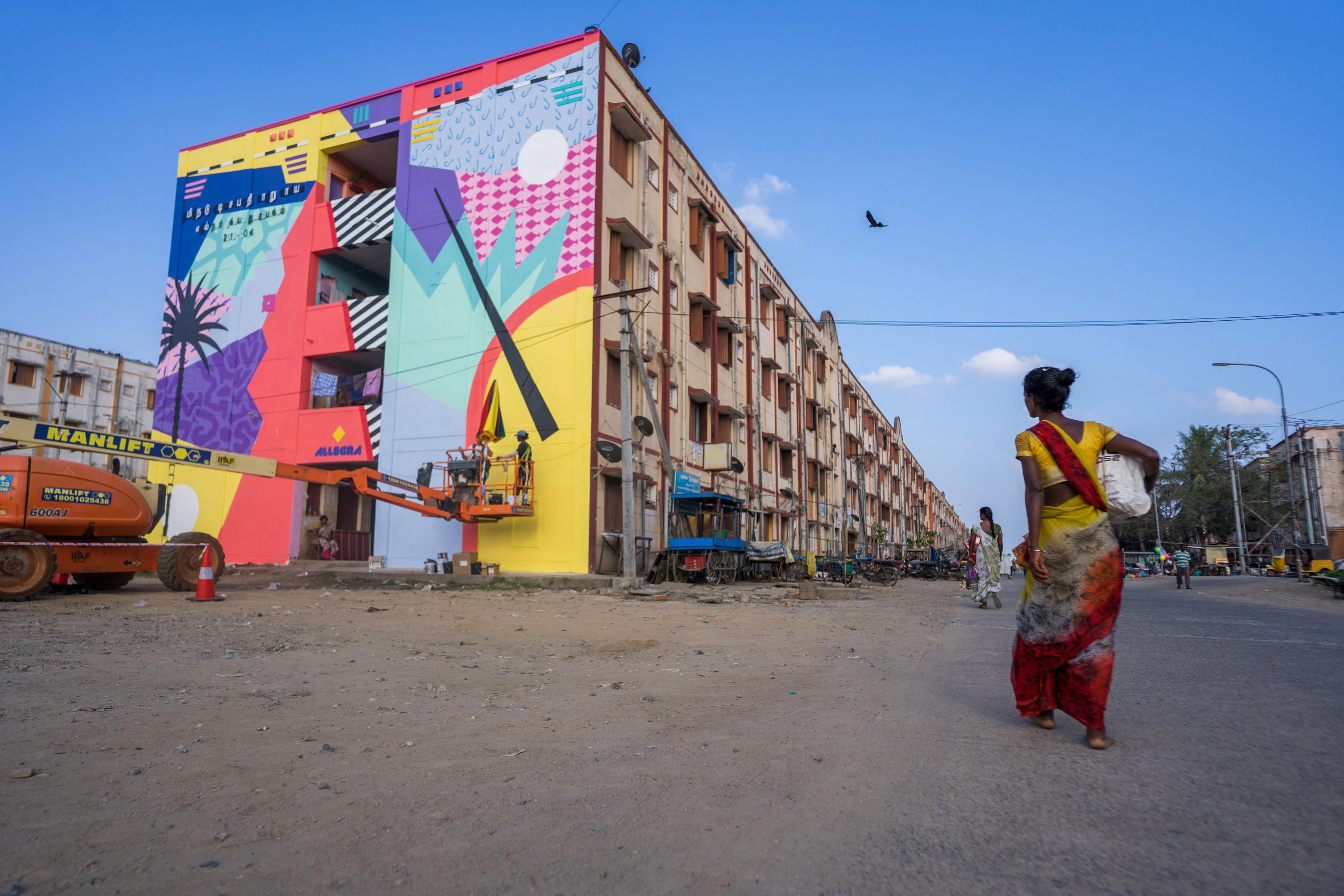 Antonio WIP Kannagi Art Dist St Art Chennai 2020 Pranav Gohil 12